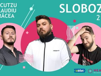 Micutzu, Claudiu și Drăcea vin la Slobozia
