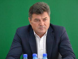 Victor Moraru, președintele Consiliului Județean Ialomița FOTO CJI