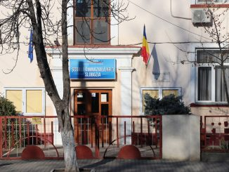 Școala 3 Slobozia. FOTO Adrian Boioglu