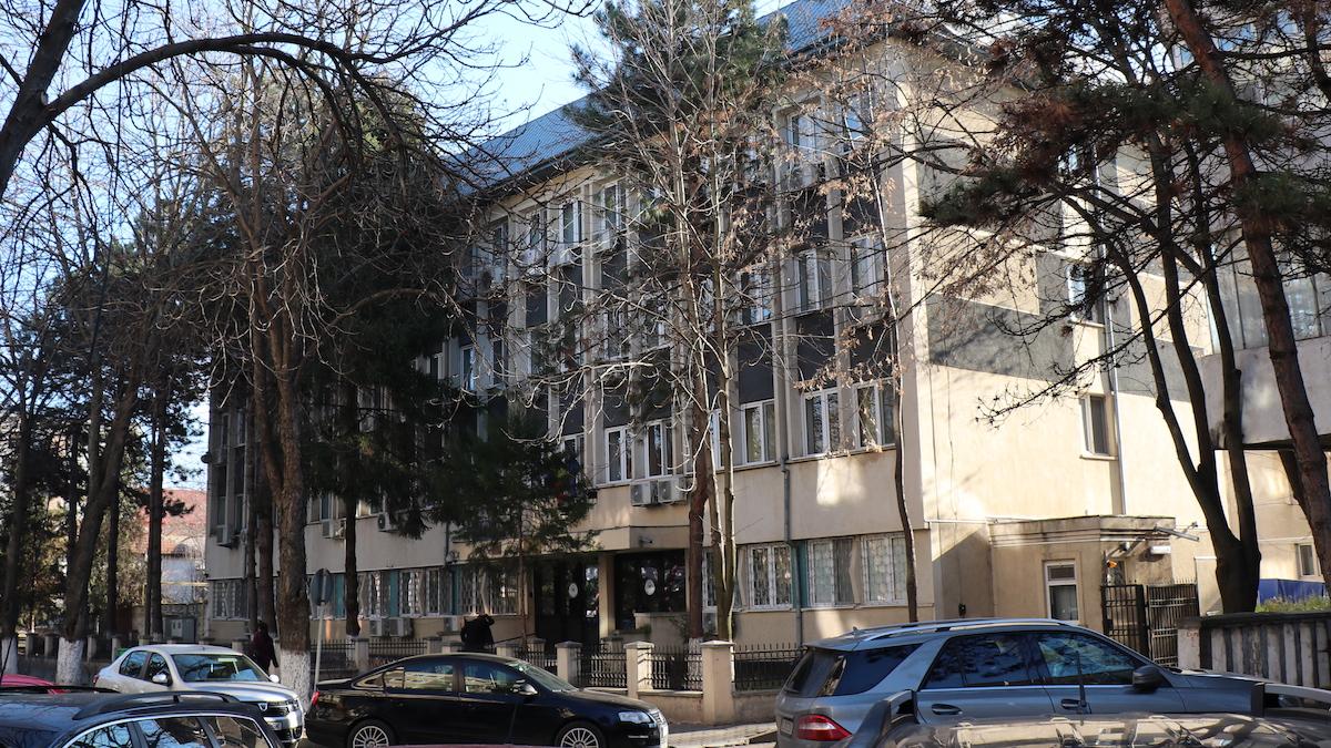 Sediul Serviciului Român de Informații (SRI) Ialomița. FOTO ILnews.ro