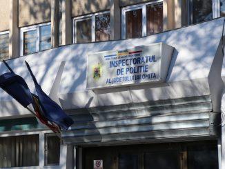 Sediul IPJ Ialomița. FOTO Adrian Boioglu