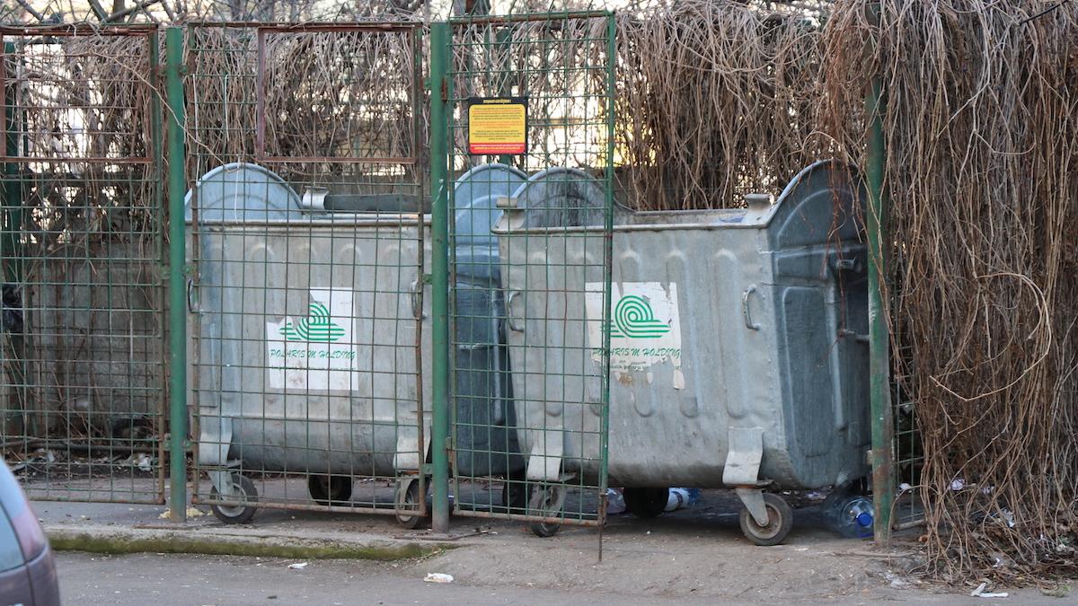 Tomberoanele de gunoi ale Polaris M Holding din Slobozia. FOTO Adrian Boioglu