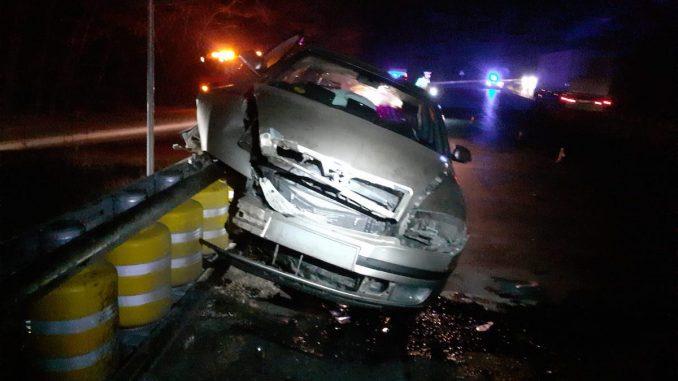 Accident grav la Coșereni. FOTO ISU Ialomița