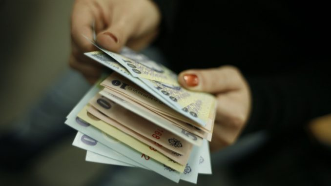 Mai mulți bani. FOTO arhivă