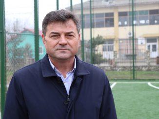 Președintele Consiliului Județean Ialomița, Victor Moraru. FOTO Adrian Boioglu