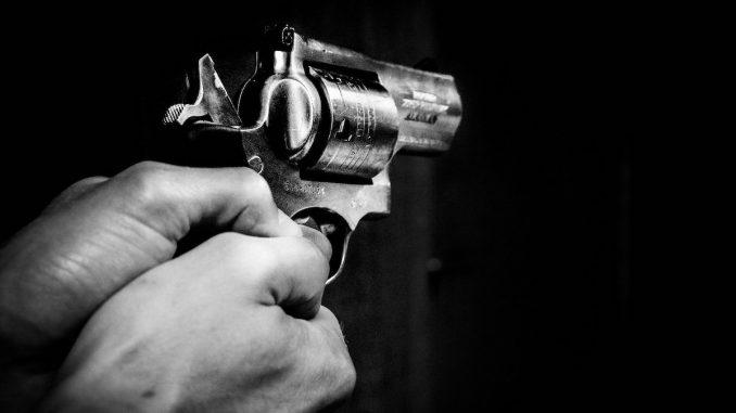 Armă de foc. FOTO Skitterphoto