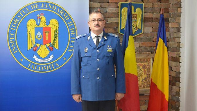 Inspectoratul de Jandarmi Județean Ialomița