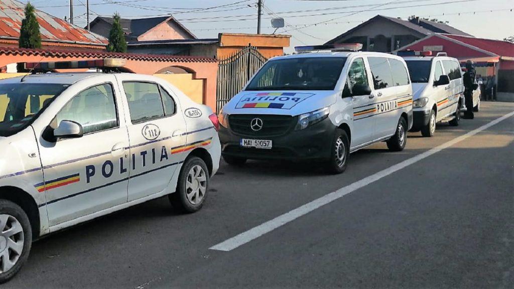 Percheziții domiciliare la persoane bănuite de furt calificat din Urziceni. FOTO IPJ Ialomița