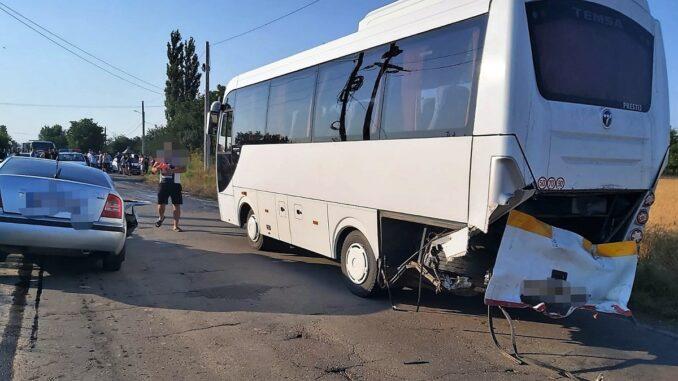 Accident rutier pe DJ201, între localitățile Coșereni și Borănești. FOTO IPJ Ialomița