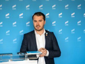 Gabriel Cateliu, candidatul Alianței USR-Plus la Primăria Urziceni
