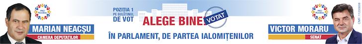 banner Pro Romania Ialomita