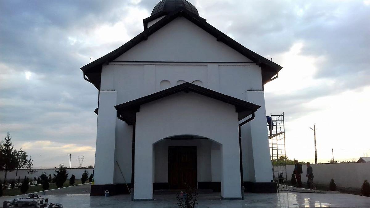 Episcopul Sloboziei și Călărașilor va săvârși slujba de sfințire a bisericii mănăstirii Hagieni