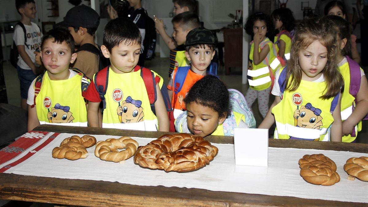 Principalele etape ale drumului pâinii, într-o expoziție la Muzeul Național al Agriculturii din Slobozia
